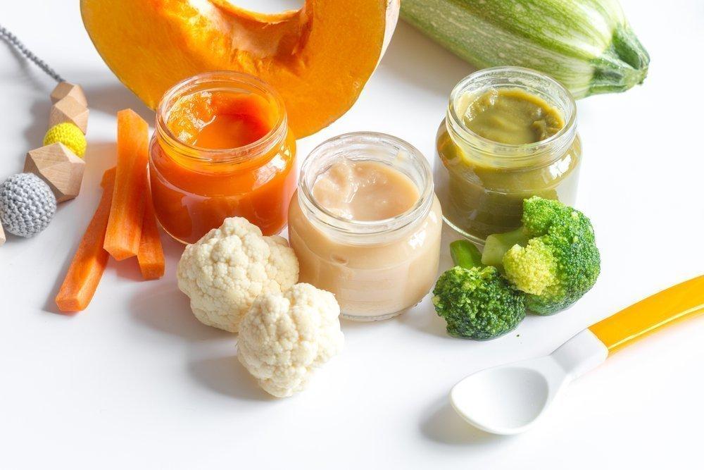 Цветные продукты в питании ребенка