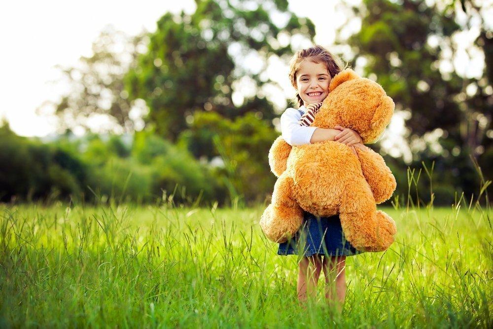 Воображаемые и игрушечные друзья ребенка