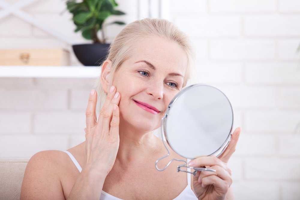Возрастные изменения кожи лица и тела как основное показание для выполнения процедуры
