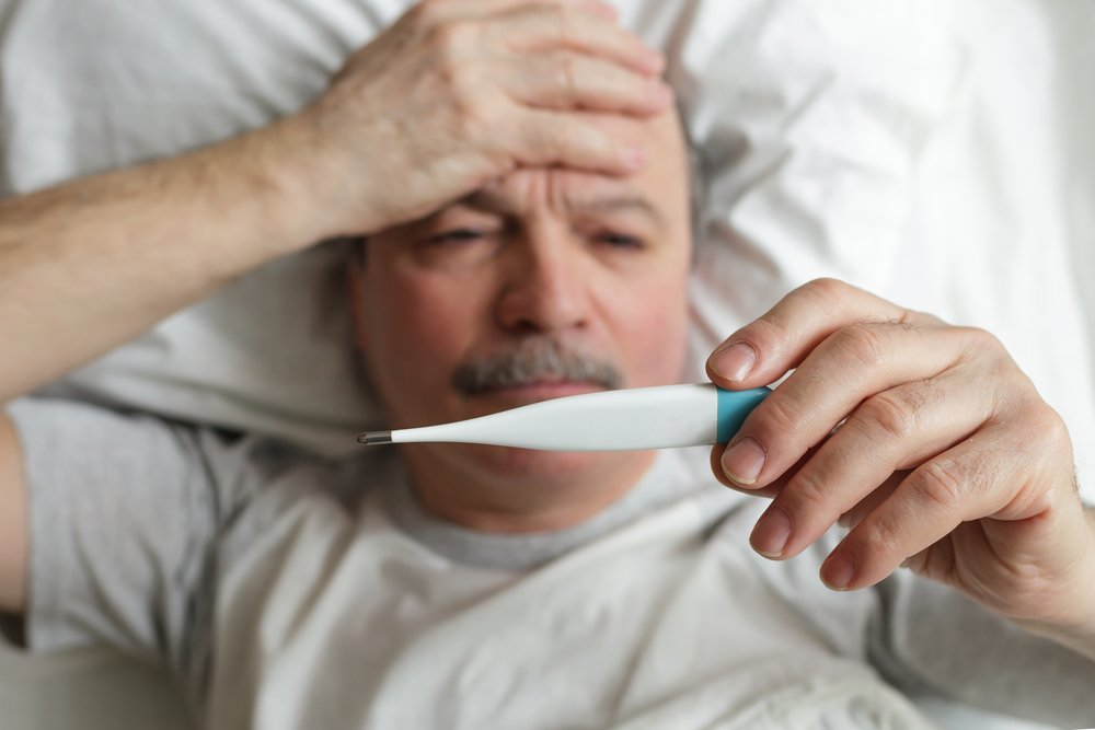 Симптомы, характерные для гепатита G