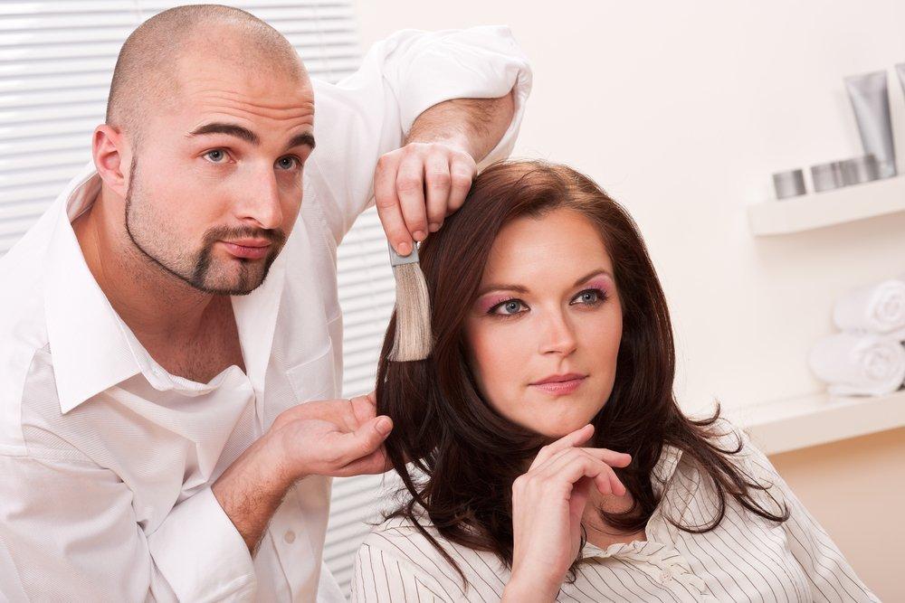 Красота и здоровье волос: советы по выбору краски
