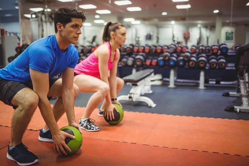 Фитнес-упражнения для улучшения координации движений