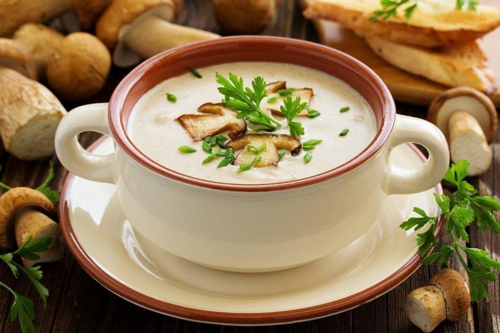 Диеты на супах в осеннюю пору