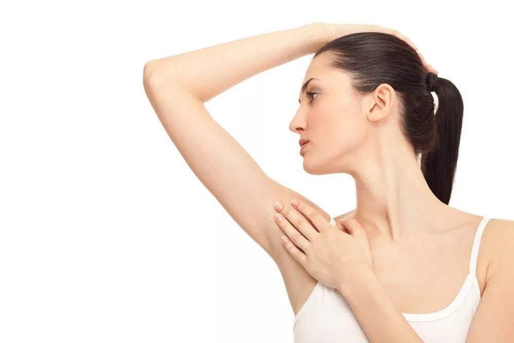 Потливость и запах при стрессе