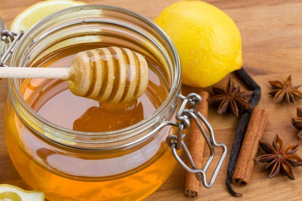 Мед для питания кожи и волос