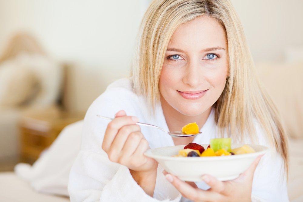 Салатные диеты