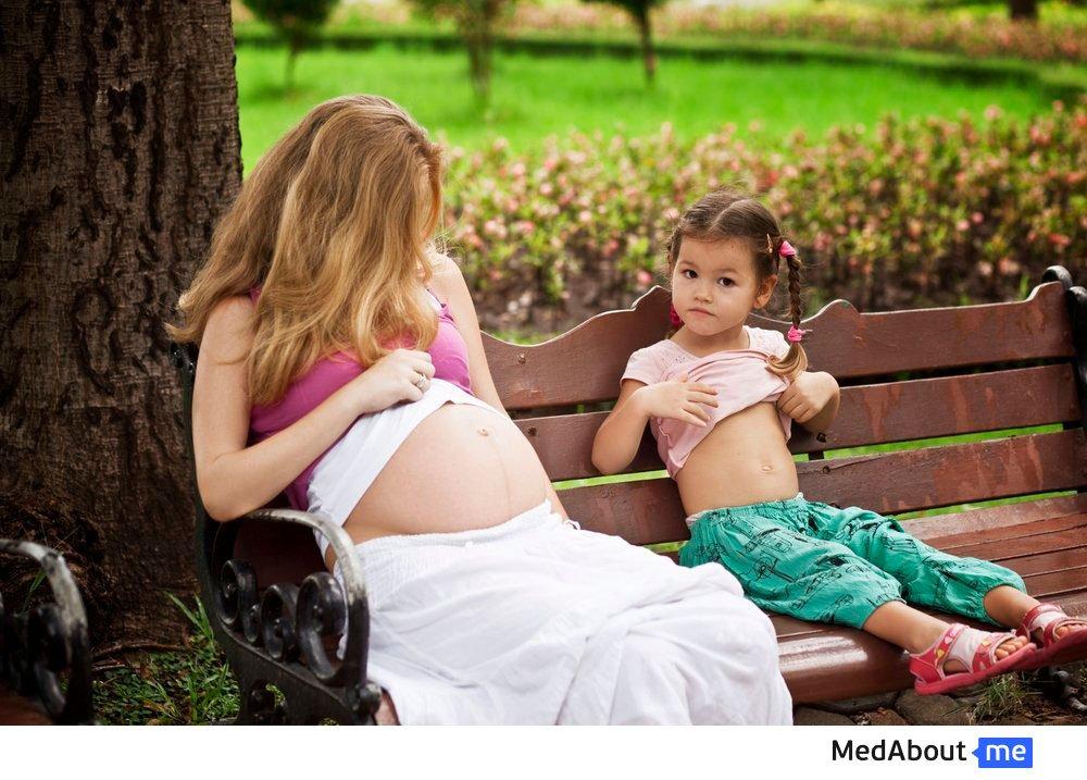 Вторая поздняя беременность