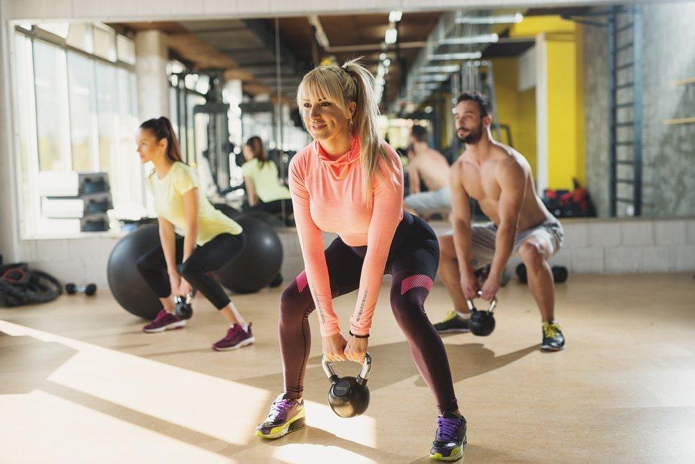 Правила занятий фитнесом для новичков