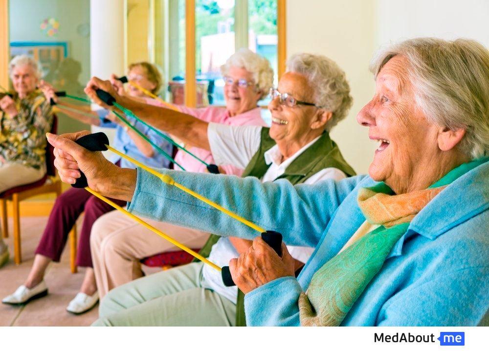 Тренинги для пожилых