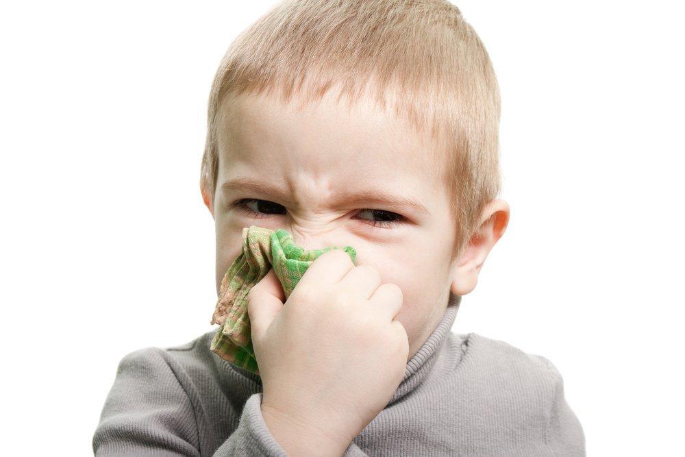 Респираторные явления у детей