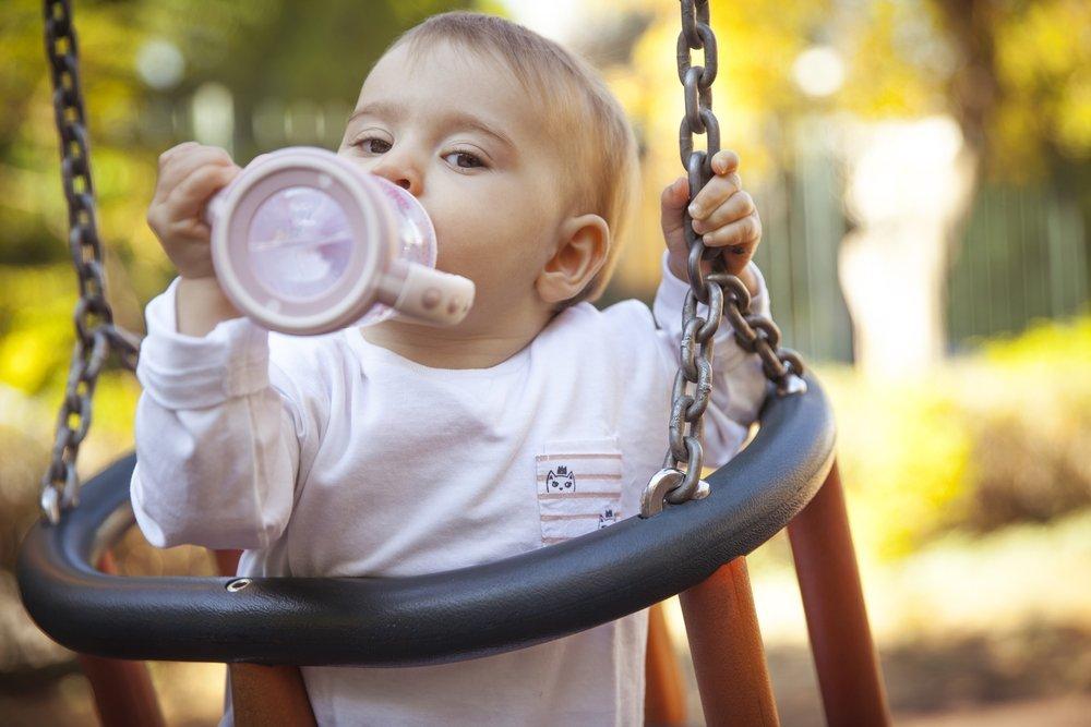 Рацион детей первого полугодия в жару