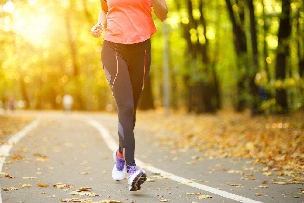 Спортивная ходьба похудение