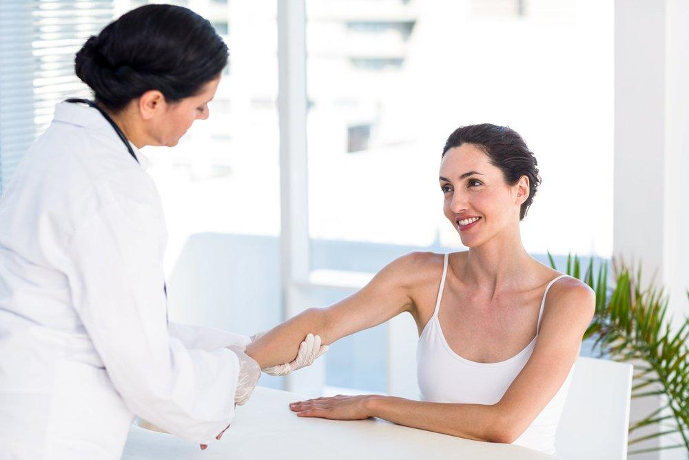Диагностика и лечение экземы