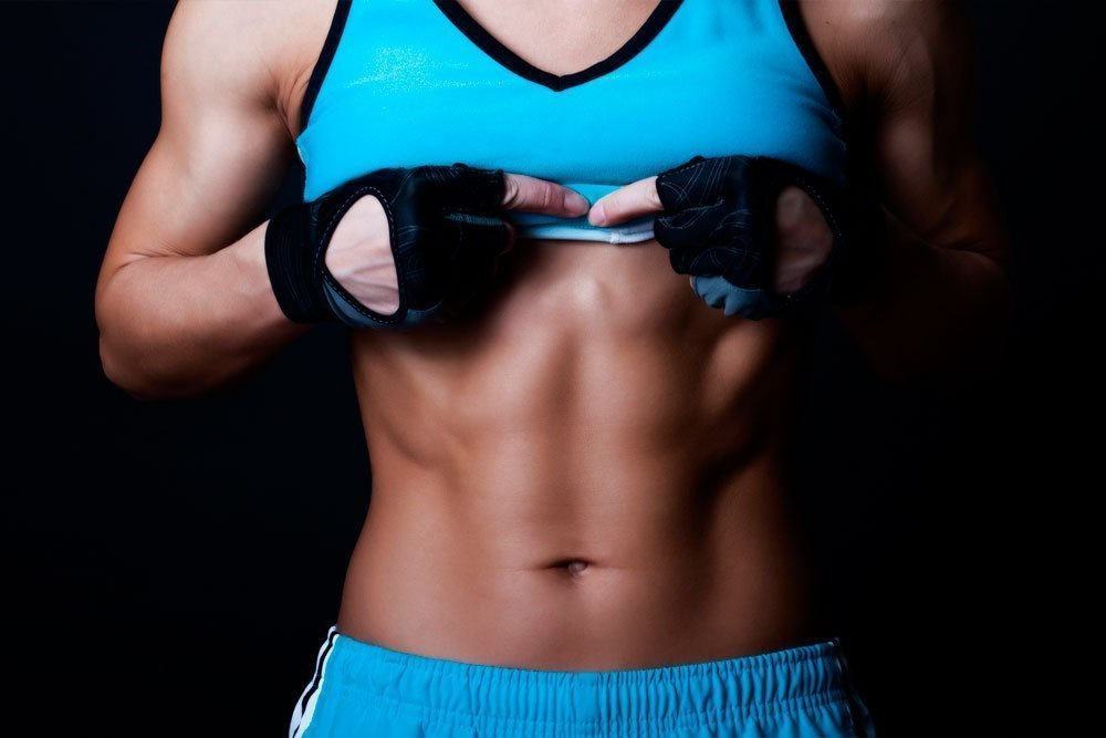 Фитнес-упражнения для стройной талии