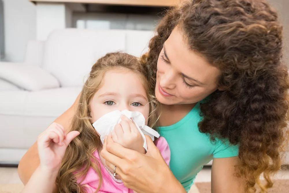 Принципы лечения поллиноза в детском возрасте