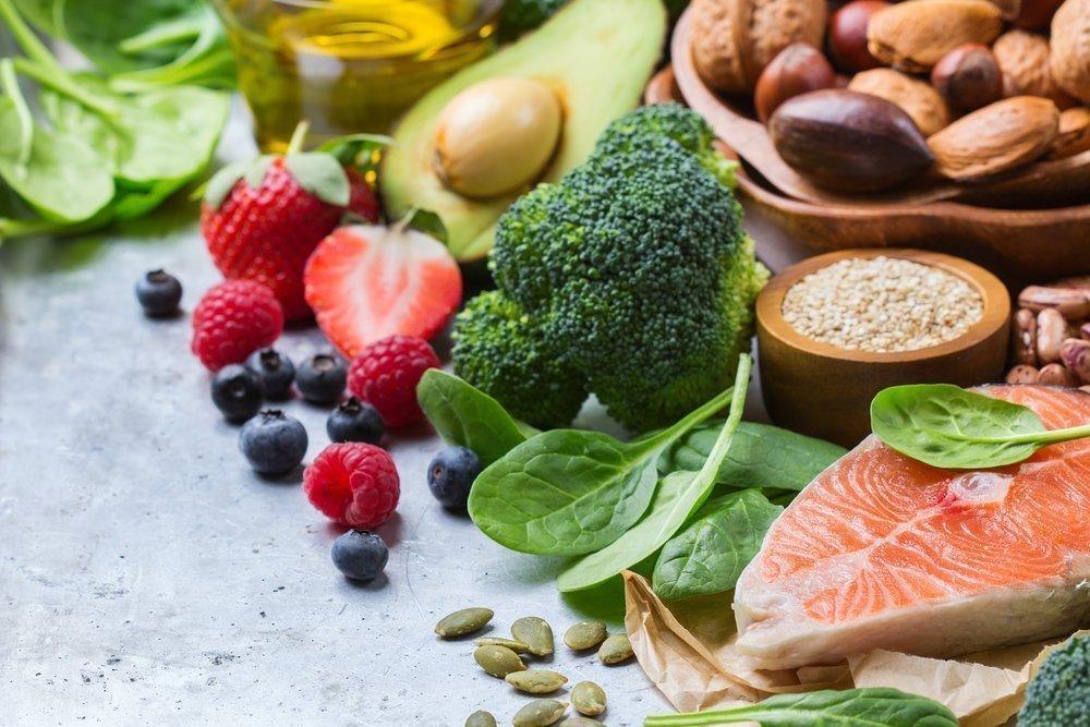 Витамины и макроэлементы