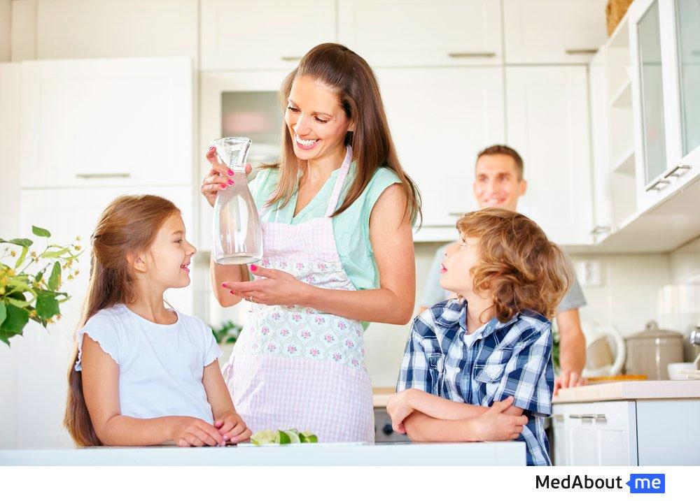 Домашнее питание и питьевой режим