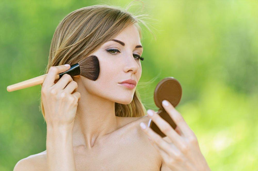 Преимущества средства для создания макияжа