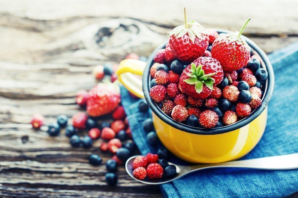 Ягодная диета — залог стройности и здоровья