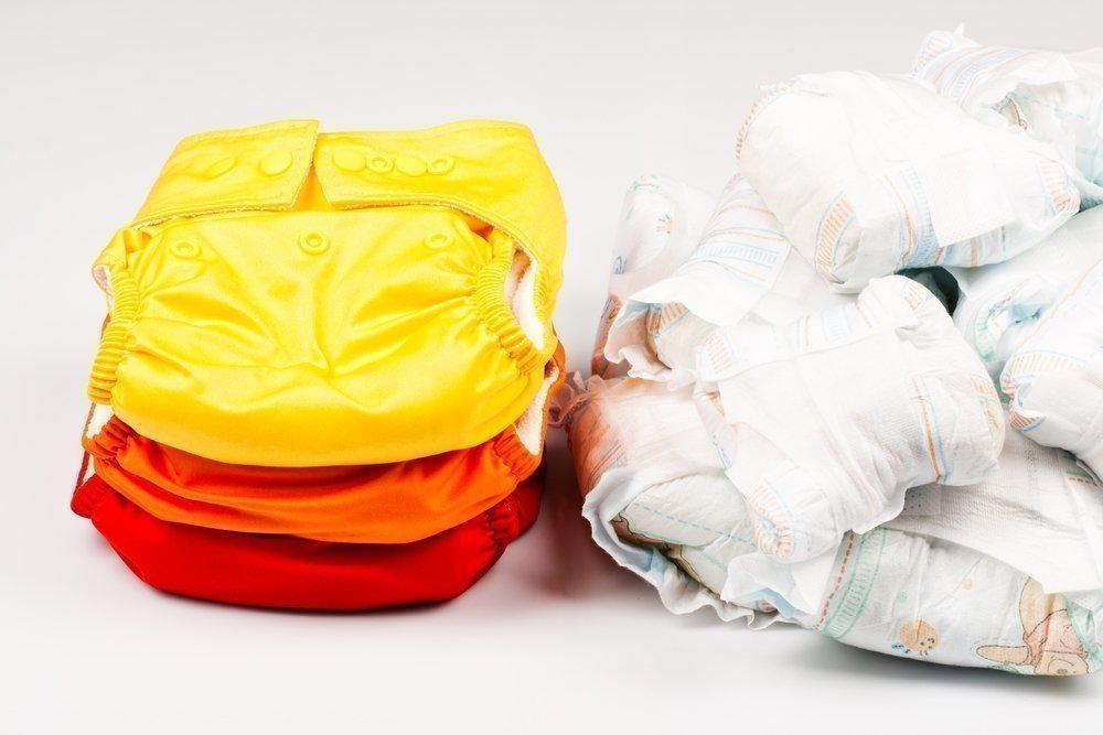 Преимущества многоразовых подгузников для детей и родителей