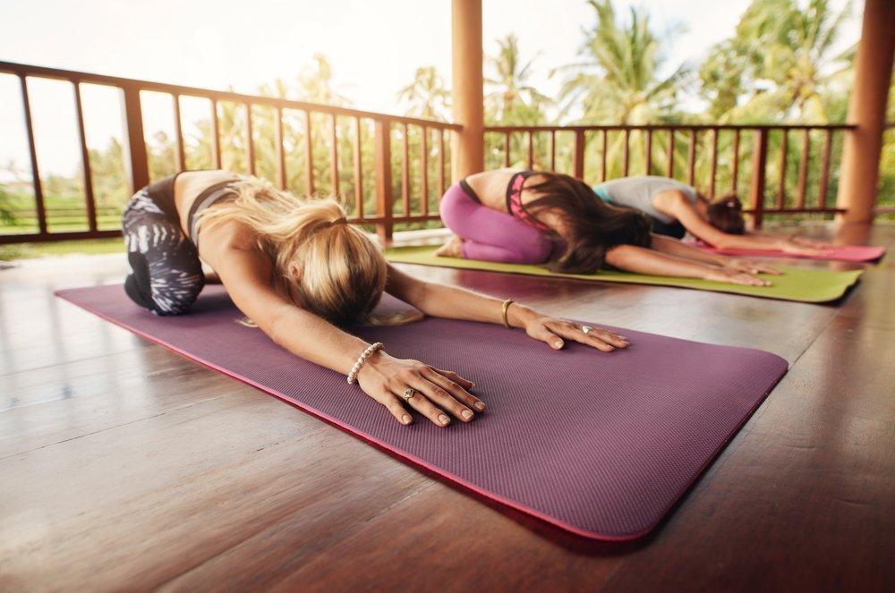 Комплекс упражнений для повышения гибкости тела