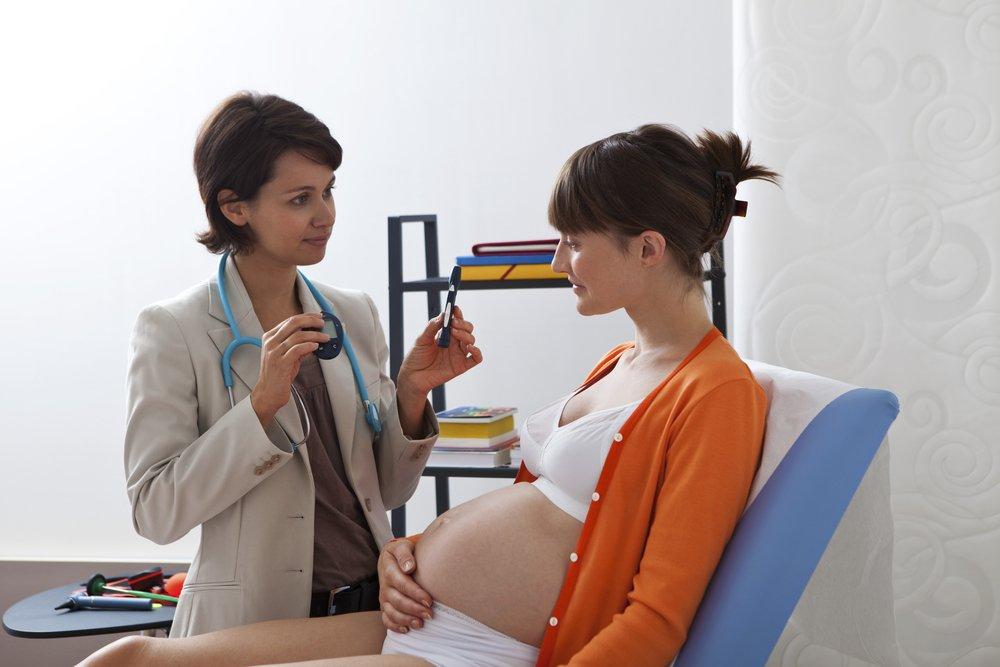 Причины развития сахарного диабета в период беременности
