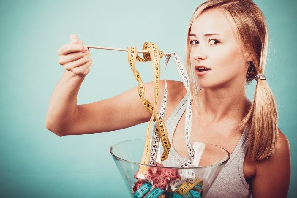 Питание — ключ к похудению в лице