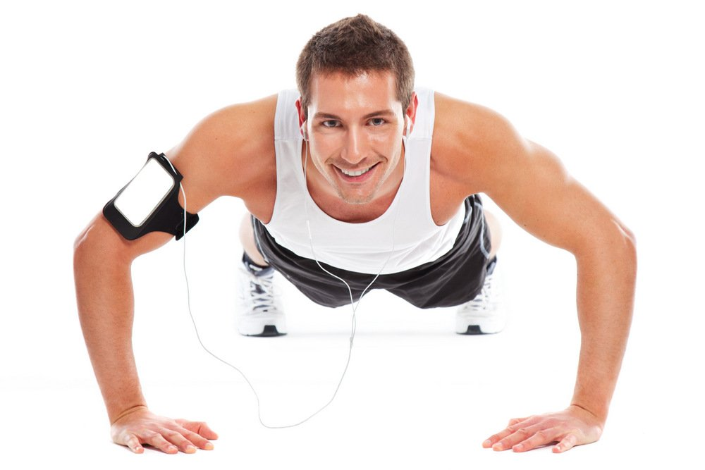 Зарядка похудения мужчин
