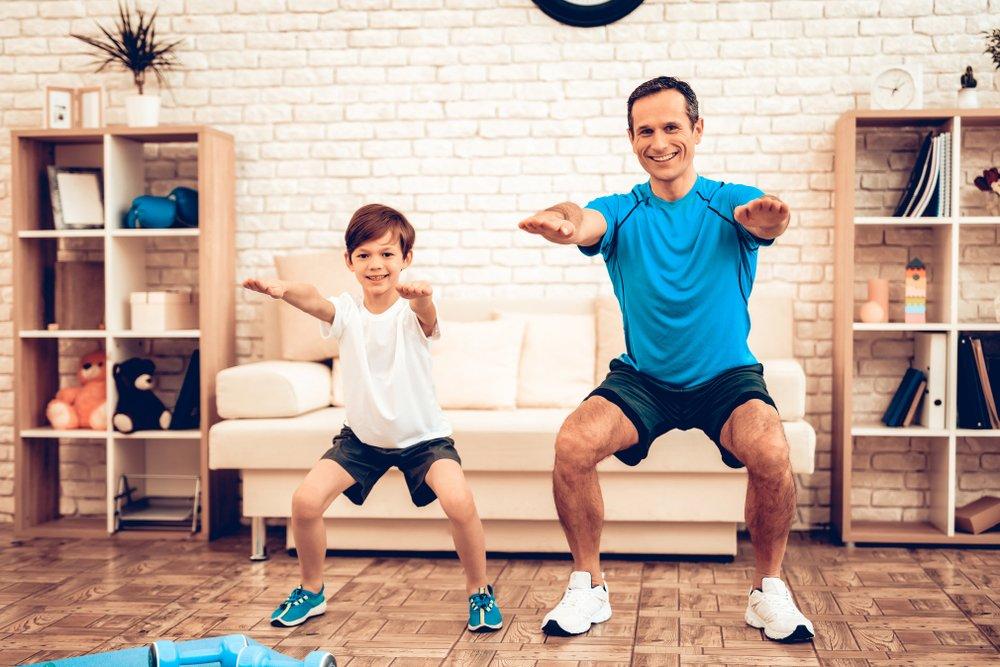 Общие правила организации физической активности