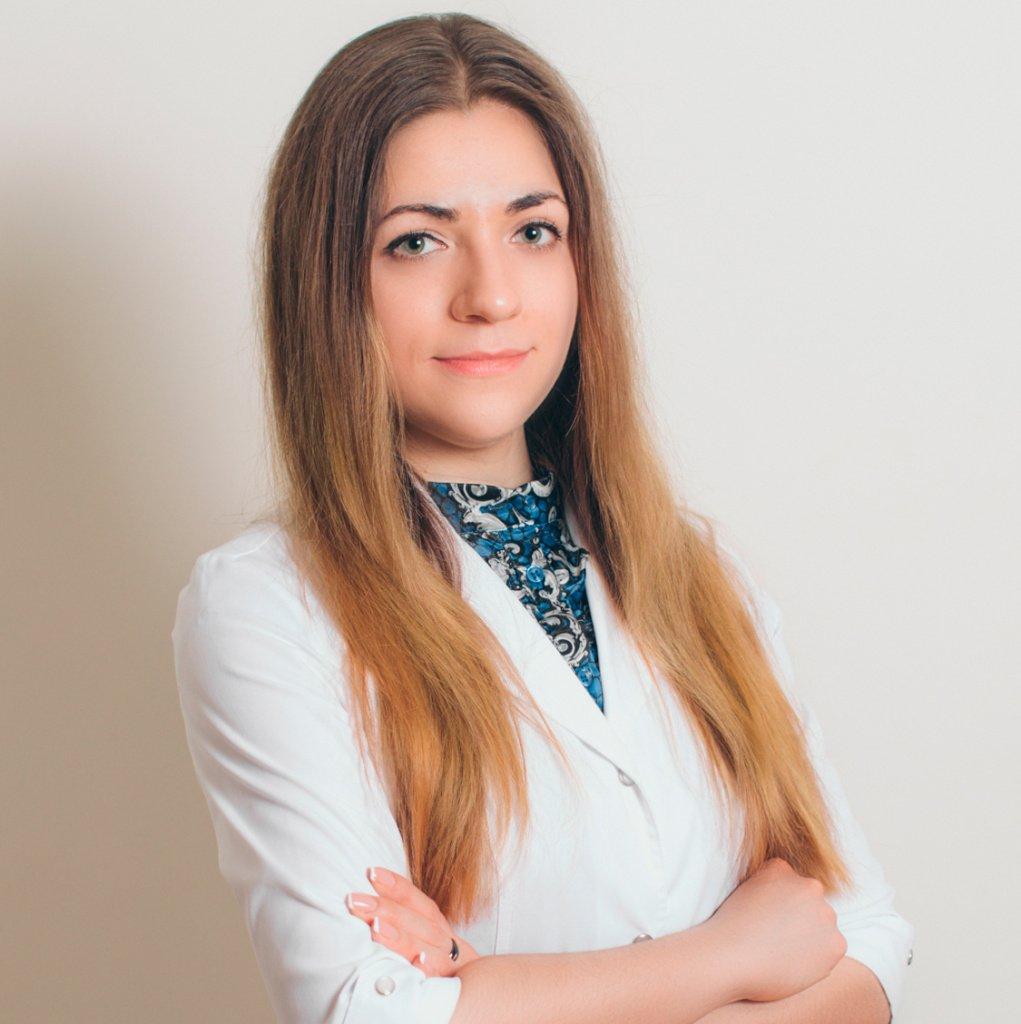 Анна Ивашкевич, частный диетолог