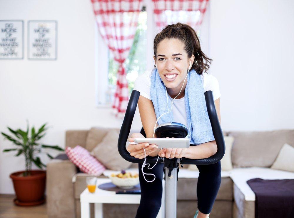 Противопоказания к проведению занятий фитнесом на велотренажере