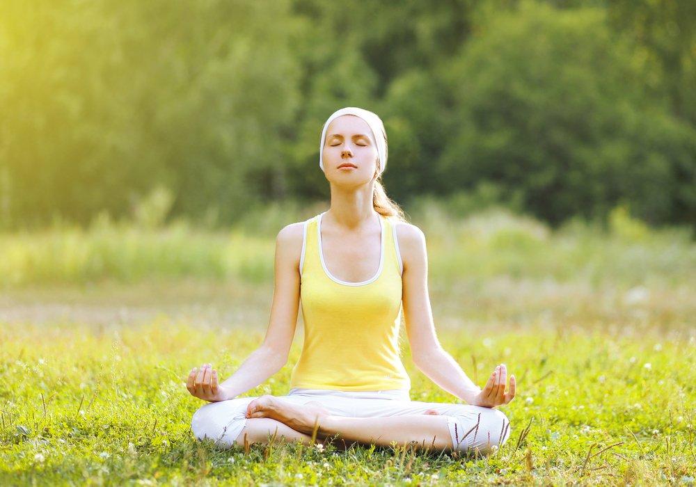 Как бороться с бессонницей: медитация