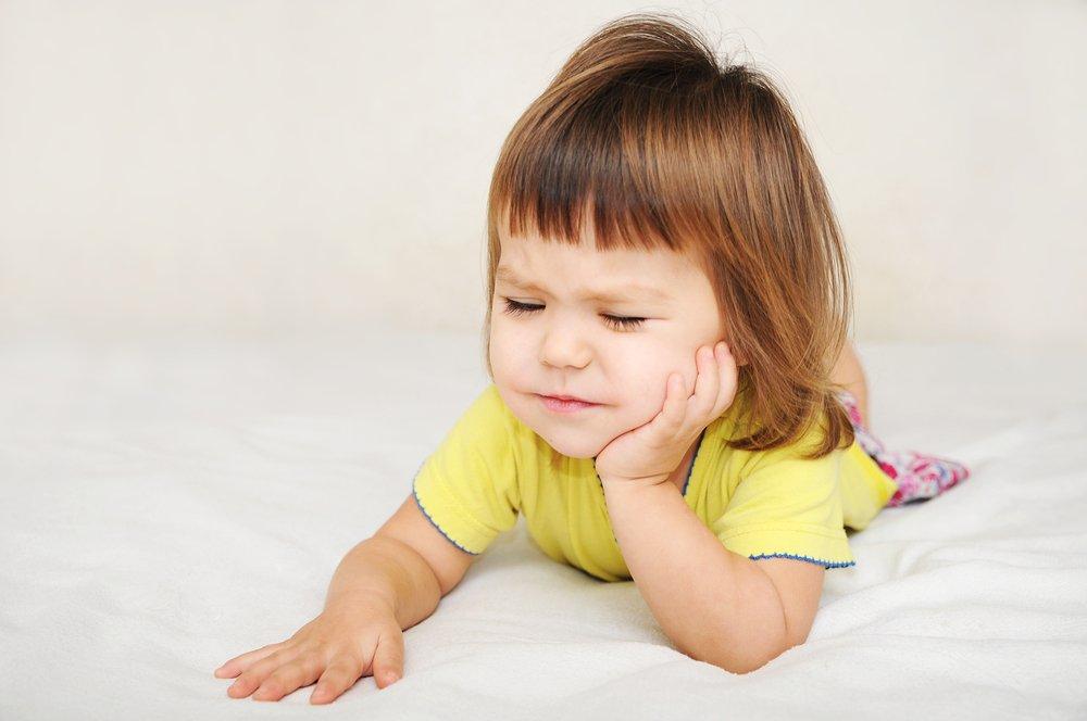 Периодонтит зуба – что это такое у детей?