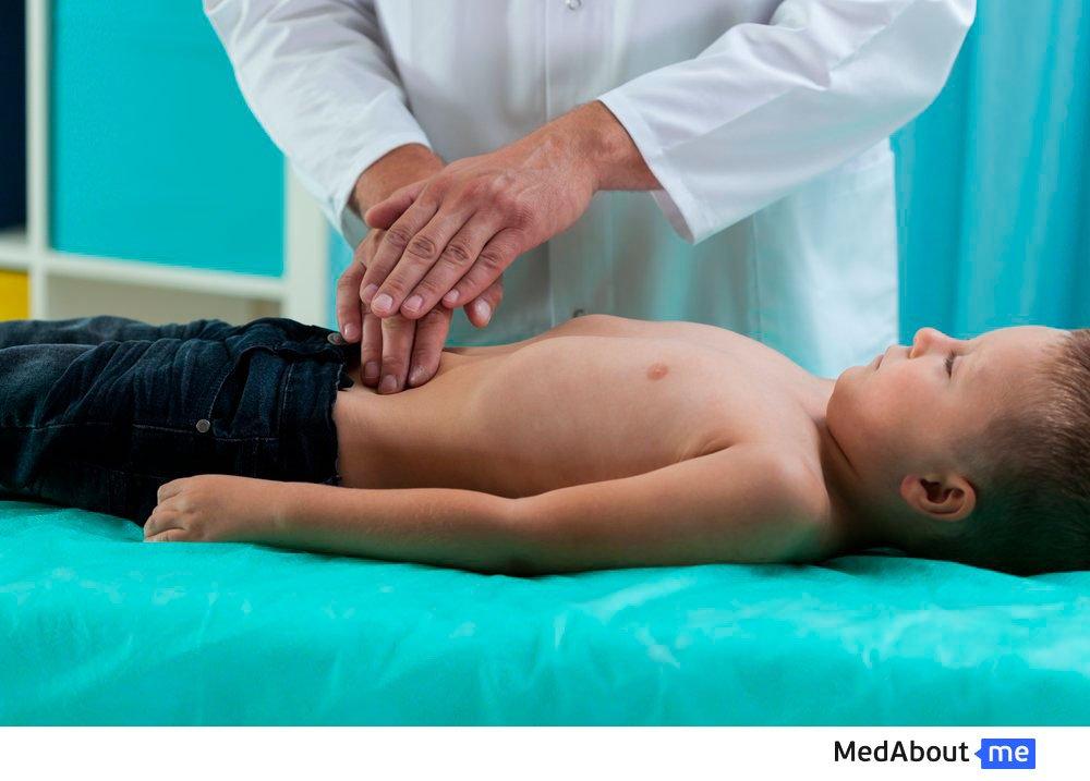 Поджелудочная железа у детей
