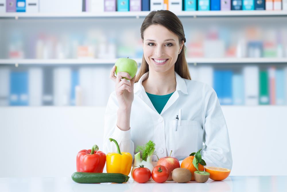 Организация питания для похудения