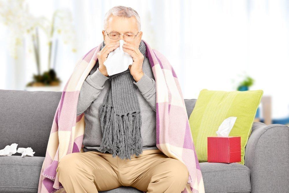 Симптомы инфекции у пожилых