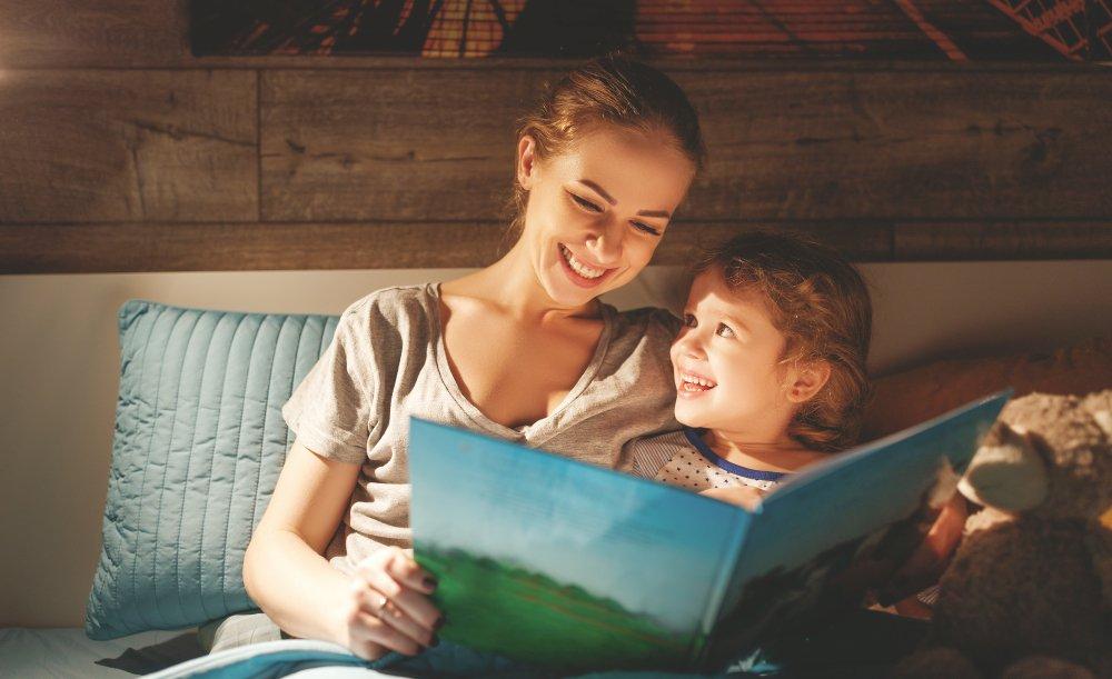 Важность чтения книг в развитии ребенка