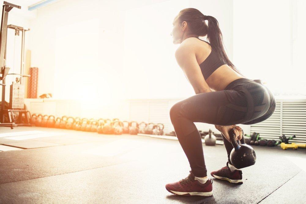 Мышечный атлас ног для определения правильной физической нагрузки