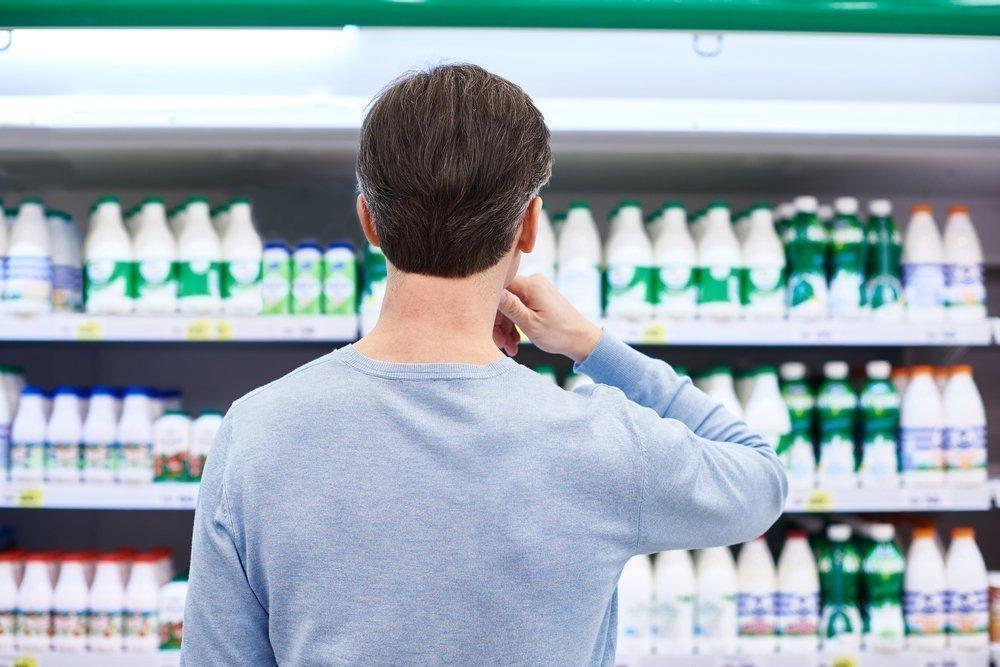 Молочные продукты питания: топ производителей на российском рынке