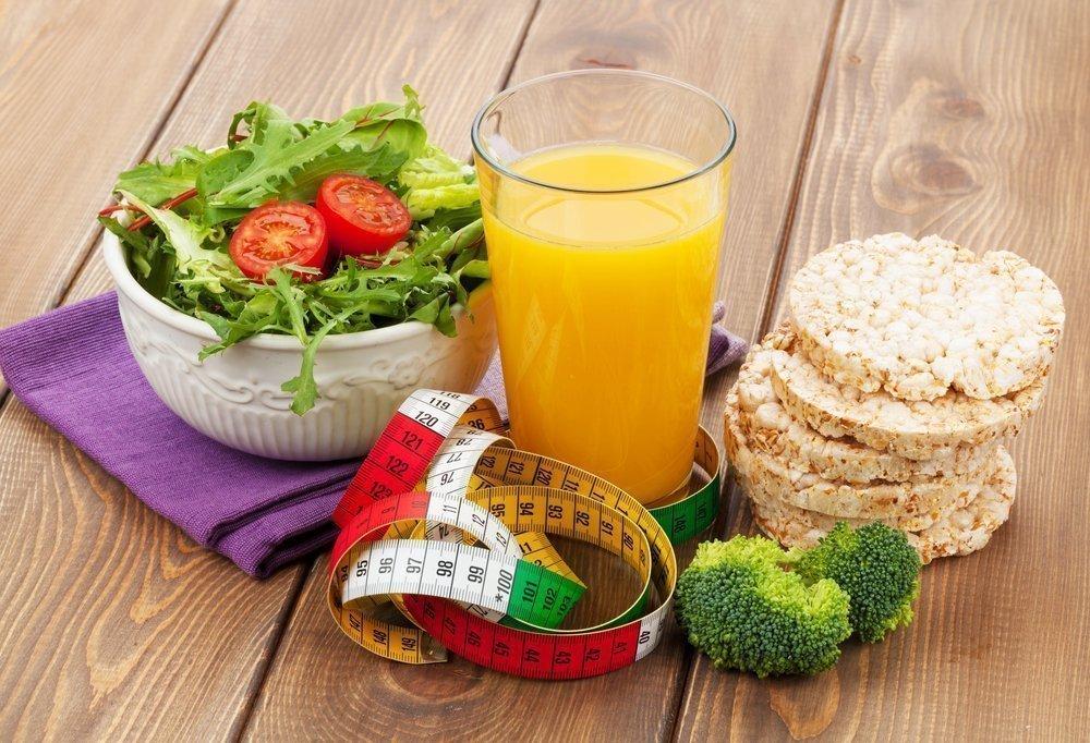 Лечебная диета для похудения при ожирении