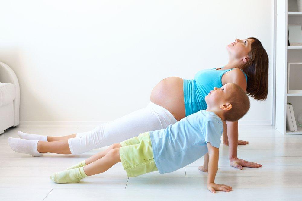Физический труд при беременности