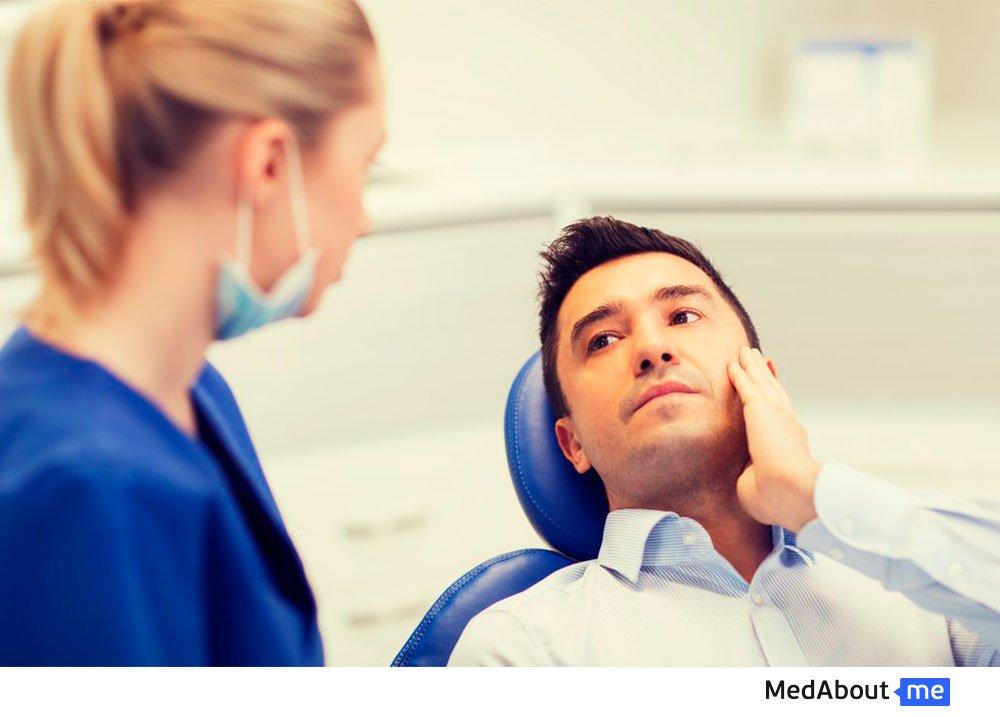 Хронический гранулирующий периодонтит: симптомы