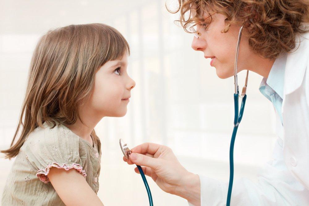 Как облегчить течение астмы у ребенка?