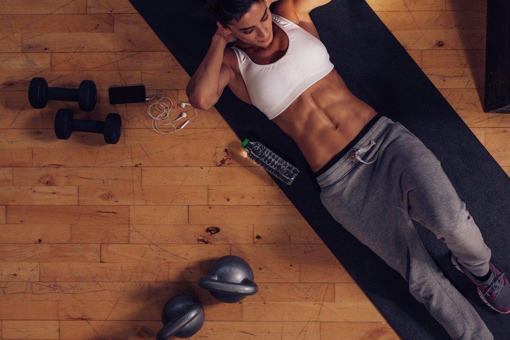 Фитнес-упражнения для пресса