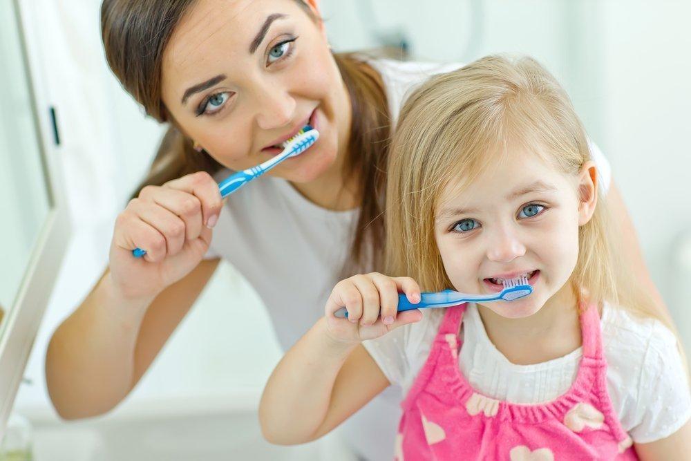 Популярная и простая механическая зубная щетка