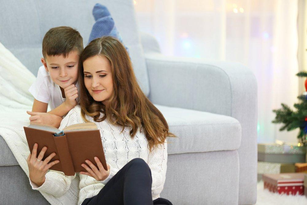 Развитие ребенка в неполной семье