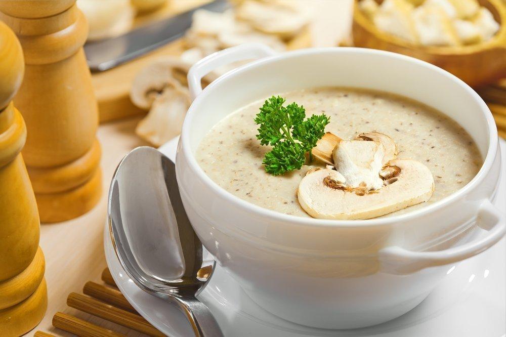 Суп и регулярность его потребления