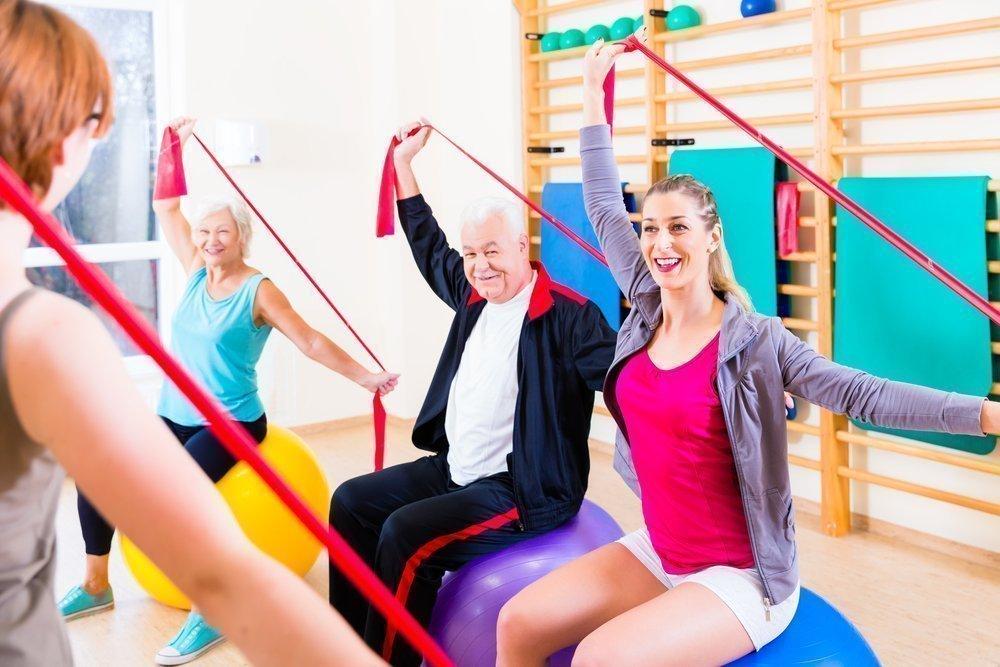 Правила выбора ленты-амортизатора для фитнес-тренировок