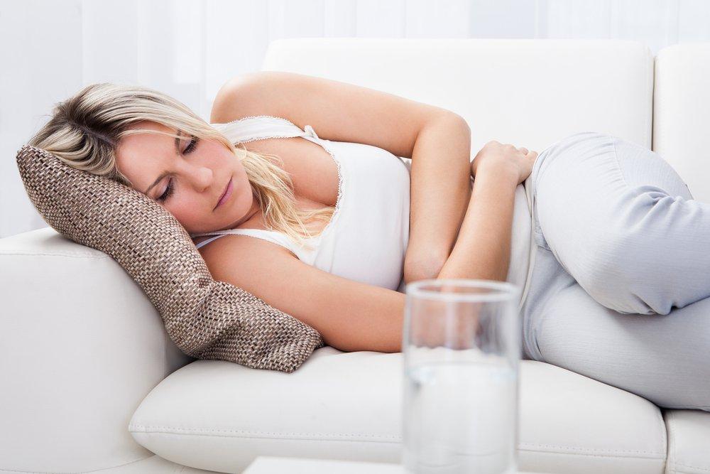 Овечий стул, боли в животе: симптомы