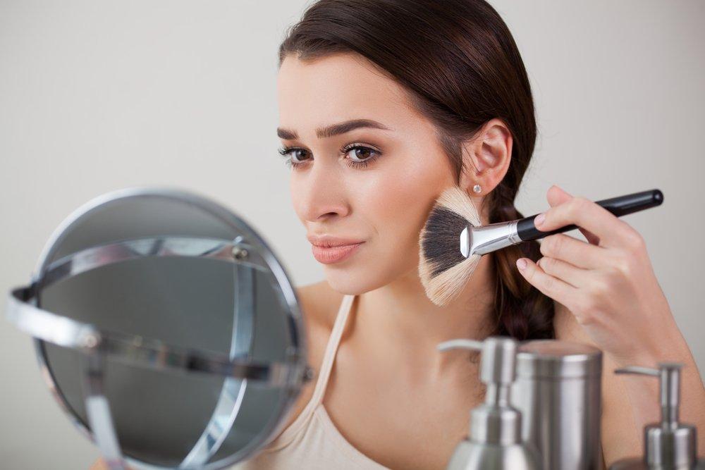 Подбор косметики для смуглой кожи по текстуре